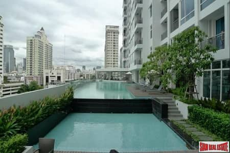 1 Bedroom Condo for Rent in Ratchathewi, Bangkok - Villa Ratchatewi | Spacious One Bedroom Duplex for Rent near Phaya Thai and Ratchathewi BTS station