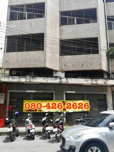 Commercial Building for Rent in Hat Yai, Songkhla - Rent 2 commercial buildings in Hat Yai, next to JB School