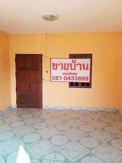 2 Bedroom Home for Sale in Thung Song, Nakhonsithammarat - 2 storey townhouse