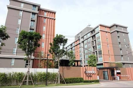1 Bedroom Condo for Sale in Mueang Chiang Rai, Chiangrai - For Sale - Condo for sale, dcondo Hyde Chiangrai, Chiang Rai, Muang Chiang Rai Condo, good condition, complete facilities.