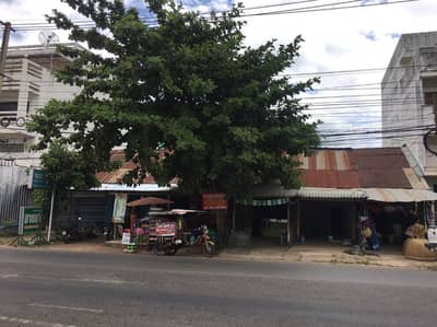 Commercial Building for Sale in Selaphum, Roiet - Sale of land and buildings 137.99 sq m.