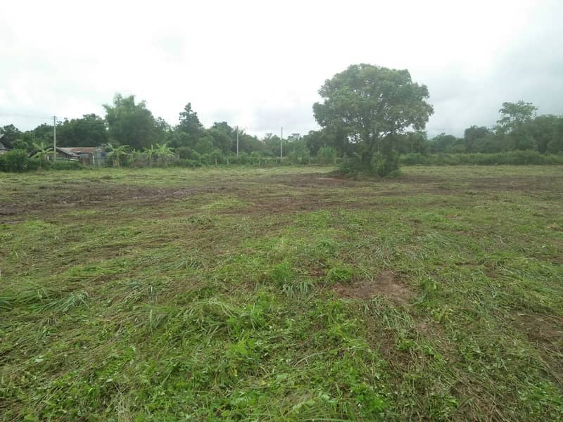 Vacant land in Mueang District, Chiang Rai Province