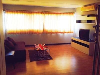 Condo Muang Thong for sale, large room (38 sqm. ) T3, 14th floor.