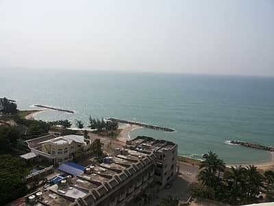 2 Bedroom Condo for Sale in Mueang Rayong, Rayong - Condo for sale PMY Beach Condominium 149 sqm. , Beautiful sea view, fully furnished, Muang District, Rayong Province