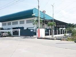 Factory or warehouse for sale with office, size 1 rai, near San Sarnwithet Bang Bua Thong School