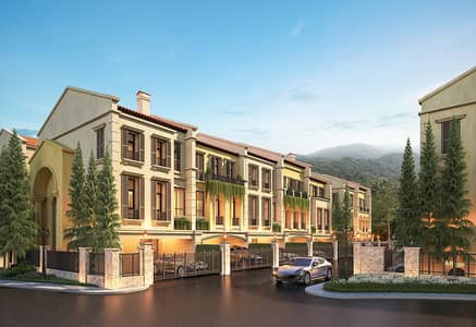 3 Bedroom Townhouse for Sale in Pak Chong, Nakhonratchasima - Chianti di Khao Yai, A Luxury Italian style townhome. Only 1km. from the Khao Yai National Park main gate.