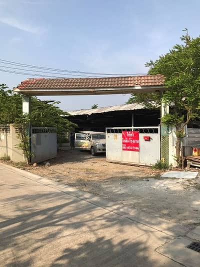 Factory for Rent in Nong Khaem, Bangkok - Factory for rent, warehouse for rent, located on Petchkasem Road 81, Soi Machareon 1, Intersection 4, Nong Khaem, Bangkok, area 1 rai, usable area 800 sqm.