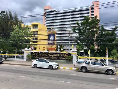 37 Bedroom Apartment for Sale in Mueang Nakhon Ratchasima, Nakhonratchasima - Female dormitory for sale in front of Nakhon Ratchasima Rajabhat University, Soi Suranarai 3, 37 rooms, 4 floors with deck