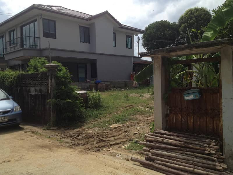 Land for sale Charansanitwong Soi 11