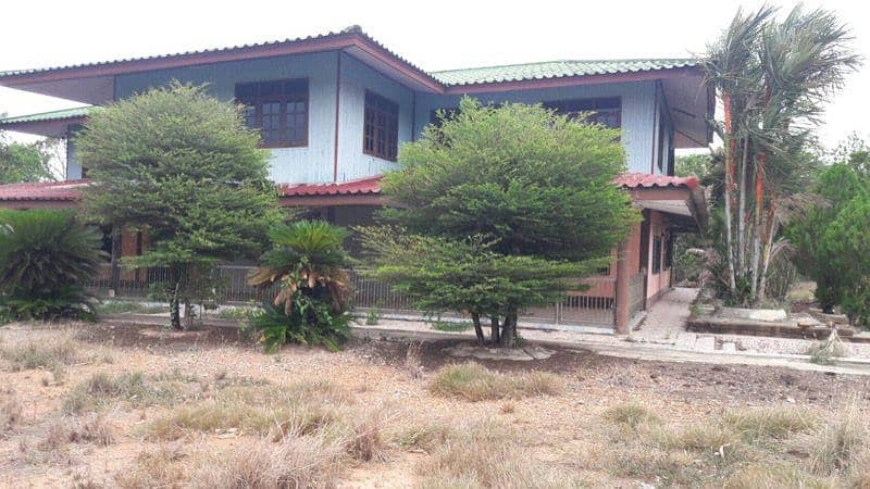 Detached house Chachoengsao