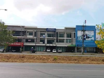 Office for Sale in Hat Yai, Songkhla - Commercial building next to Lopburi Ramet