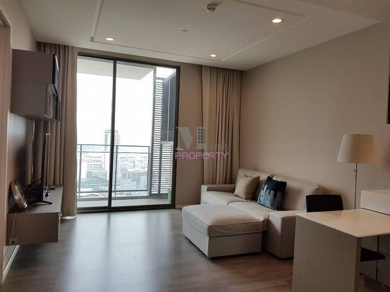 For rent, 333 Riverside, the most beautiful condo along the Chao Phraya River.