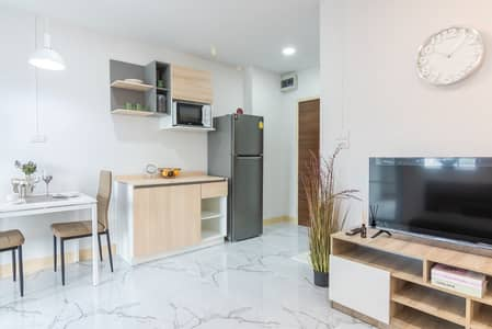 Condo for Sale in Mueang Chiang Mai, Chiangmai - cheap ! Condo for sale less than a million, near Lanna Hospital, all new renovations