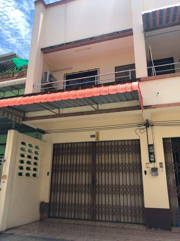 2 storey house for sale in Hat Yai