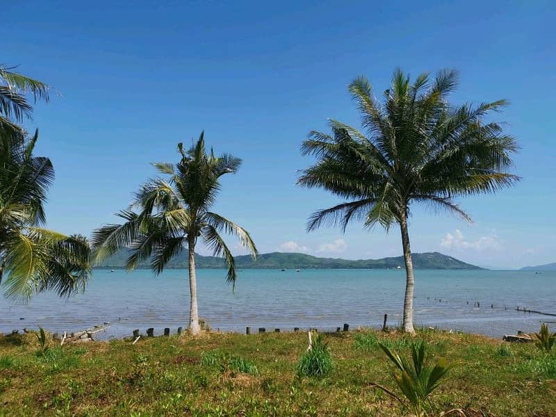 Land for sale in Phuket, very beautiful.