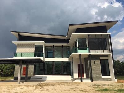 4 Bedroom Home for Sale in Hat Samran, Trang - Quick sale, new house, modern, new hand. Facing the sea