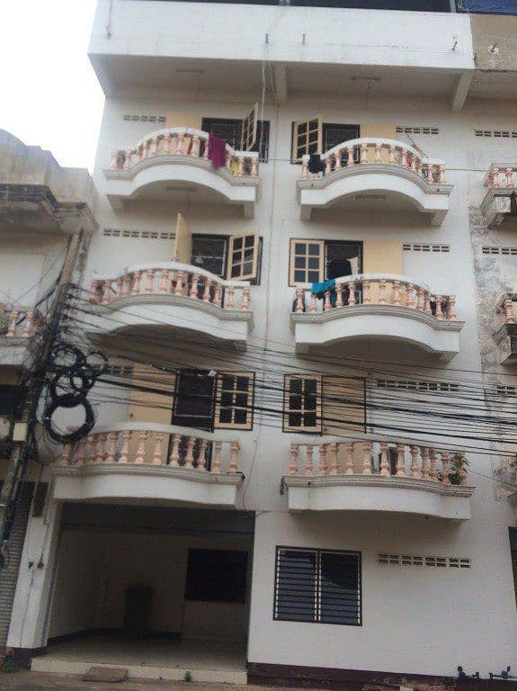 Dormitory for sale in excellent location near the factory