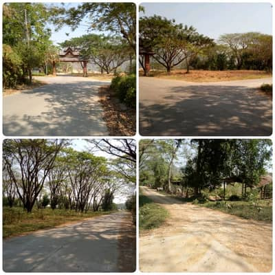 Land for Sale in Mueang Chiang Rai, Chiangrai - Selling an empty place next to water, cheap price