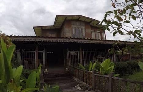 3 Bedroom Home for Rent in Mueang Nonthaburi, Nonthaburi - Wooden house by the canal THE RIVER HOUSE
