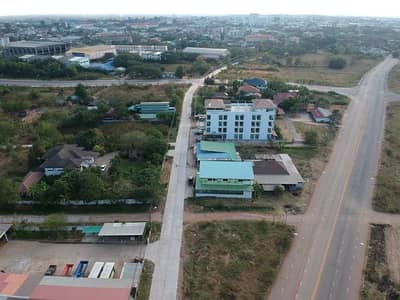 Land for Sale in Mueang Maha Sarakham, Mahasarakham - Land in the middle of Maha Sarakham city