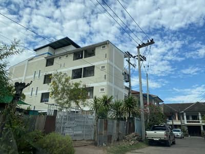 30 Bedroom Apartment for Sale in Mueang Udon Thani, Udonthani - Selling an apartment of 30 rooms, 4 floors, good location in the city center of Udon Thani Total area of 96.40 square wa
