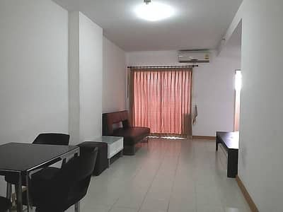 1 Bedroom Condo for Rent in Bang Na, Bangkok - Condo for rent, Supalai City Home, Sukhumvit 101, next to the main road, the front building, 1 bedroom, 50 sqm. , Near BTS Udomsuk, only 50 meters, good condition room, rent 9,000 baht