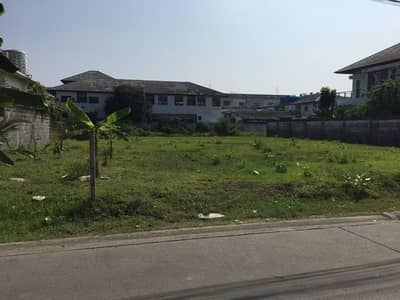Land for Rent in Suan Luang, Bangkok - Land for rent, long term, On Nut 39, 190 sq m, near the train.