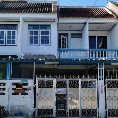 2 Bedroom Townhouse for Rent in Taling Chan, Bangkok - Rent or sell a new townhouse. Charansanitwong Road 35, Soi Kaew Ngein Thong 39, Taling Chan District, Bangkok, Mueang Petch Villa Village, 2 floors