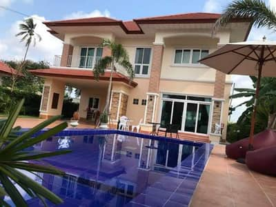 3 Bedroom Home for Rent in Ban Chang, Rayong - Sale for rent 32000 baht