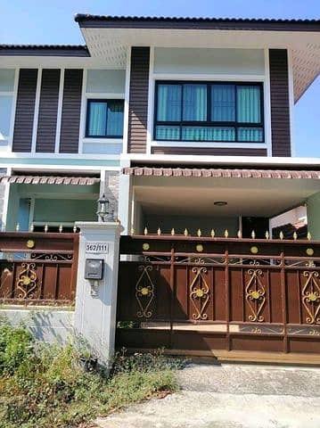 Sell or rent House in Usa Fah Ham village Chiang Mai city