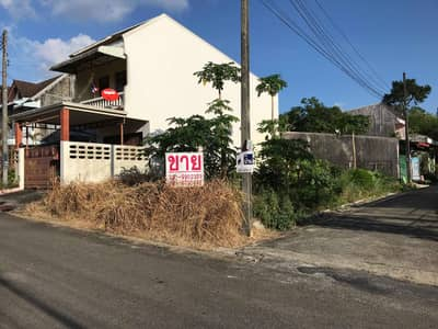 Land for Sale in Mueang Trang, Trang - Land for sale 2 rooms, Soi Ploeng Phitak 4, Mueang District, Trang Province