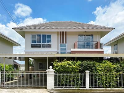 3 Bedroom Home for Sale in San Kamphaeng, Chiangmai - 2 storey detached house for sale, village project Kankanok Ville 5 Discounts to half a million!!