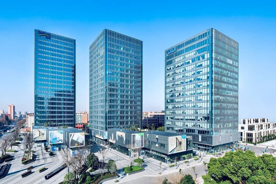 Buying an entire office building in Bangkok