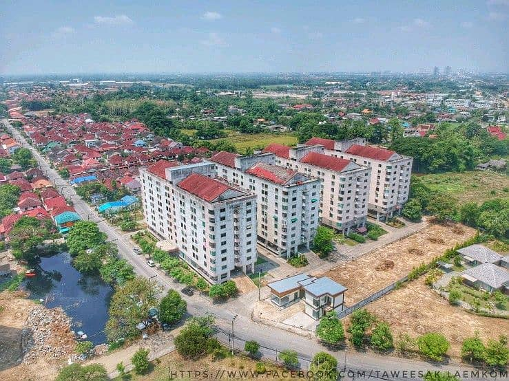 Orchid Place Condo for sale, Mae Kuang intersection.