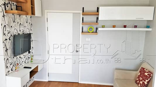 1 Bedroom Condo for Rent in Mueang Udon Thani, Udonthani - Condo for Rent Lumpini Place UD Posri , Partly furnished , ready to move in