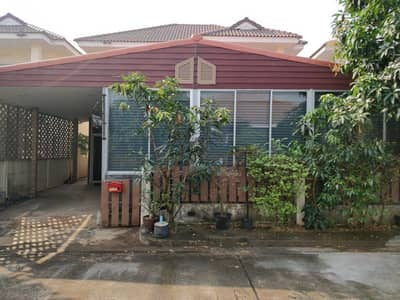 3 Bedroom Home for Sale in Si Maha Phot, Prachinburi - 2-storey detached house, 304 industrial estate, ready to move in, add a beautiful area, quiet, can inquire, negotiable, the owner sells himself