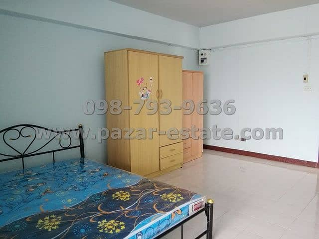 Cheap condo for sale, ready to move in, 30 sqm. Non Tower Tiwanon, 18th floor, next to BTS station, Ministry of Public Health. Mueang Nonthaburi District Nonthaburi Province
