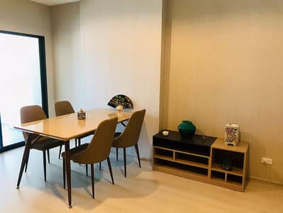 2 Bedroom Condo for Rent in Mueang Samut Prakan, Samutprakan - New Condo for rent @ Ideo Sukhumvit 115, Corner unit, 62 square meters, 2 bedrooms and 2 full bathrooms on 12th floor, in front of Pu Chao BTS Station (E16) and next to Big C Supercenter Samrong 2