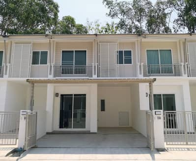 3 Bedroom Condo for Rent in San Kamphaeng, Chiangmai - Townhome 3bedrooms 2bathrooms for rent in Pruksa Ville 115 Chiang Mai - Payap