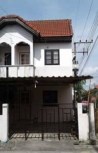 Townhouse for sale, 2 bedrooms, 2 bathrooms, Sang Thong Village - Klong Luang