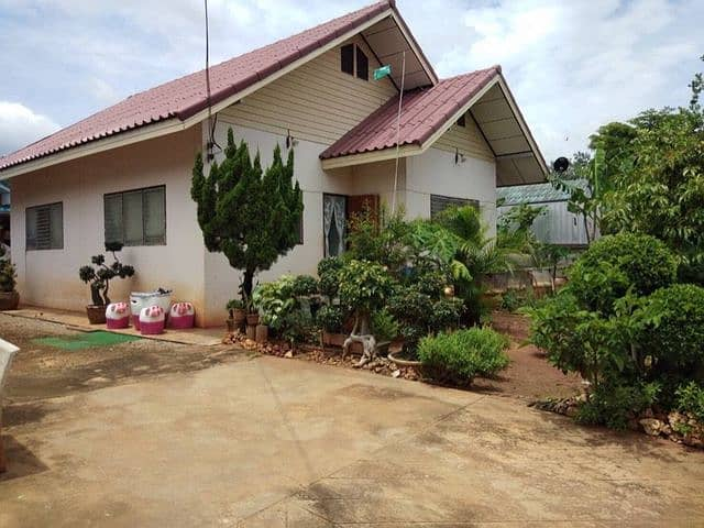 Single storey house for sale, Klang Dong District, Pak Chong