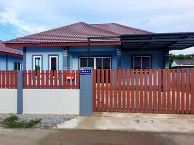 3 Bedroom Home for Sale in Phanom Sarakham, Chachoengsao - House project in Chachoengsao province