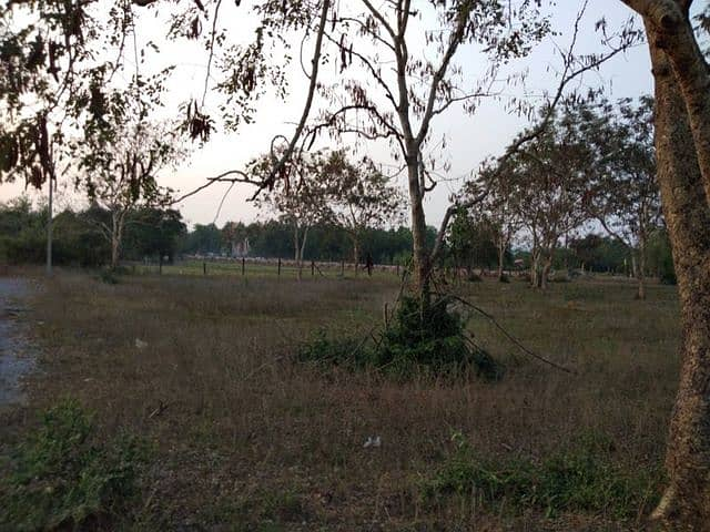 Land ready for sale. Good location, close to the new expressway