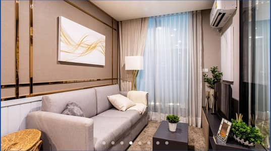 1 Bedroom Condo for Sale in Khlong San, Bangkok - [Selling Down Payment Contract ฿390,000] Hype-Sathorn Thonburi, 1 Bedroom, 29.4 sqm. 5th Floor, near Krung Thonburi BTS station