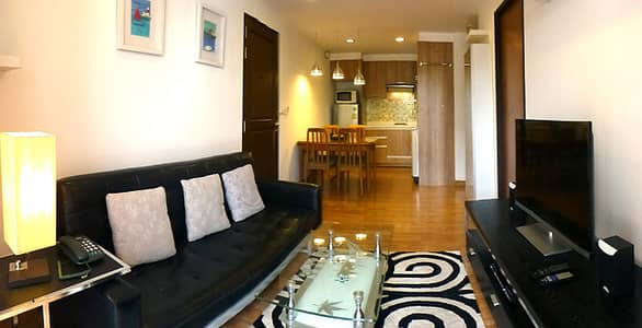2 Bedroom Condo for Rent in Watthana, Bangkok - The Alcove Sukhumvit 49, Condo for Rent Near Thonglor
