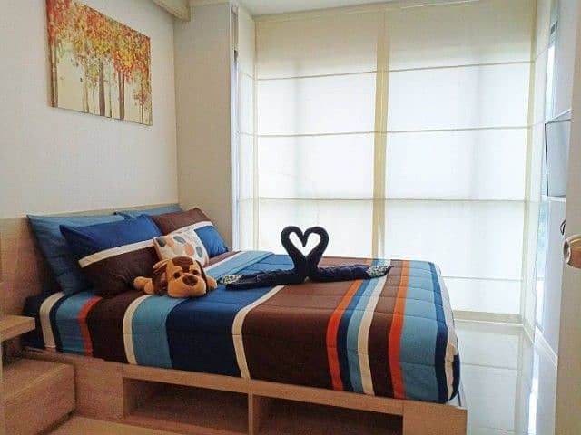 For rent (for rent) Condo Lumpini Park Beach Cha-am, very beautiful decorated room, ready to move in.