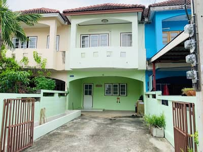 3 Bedroom Townhouse for Sale in Muang Ratchaburi, Ratchaburi - The townhouse is ready to move in, no need to decorate anything