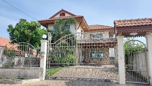 2 Bedroom Home for Sale in Lat Bua Luang, Ayutthaya - House for sale 67 sq wa. Ready to move in. near Lat Bua Luang Market 0993628961