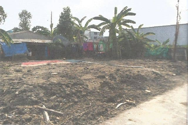 Land for rent 104 square wah, Soi Pho Kaeo 3, Intersection 7, Ladprao 101 Road, land reclamation.