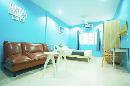 1 Bedroom Apartment for Rent in Mueang Phuket, Phuket - Big rental room, free wifi, celebration